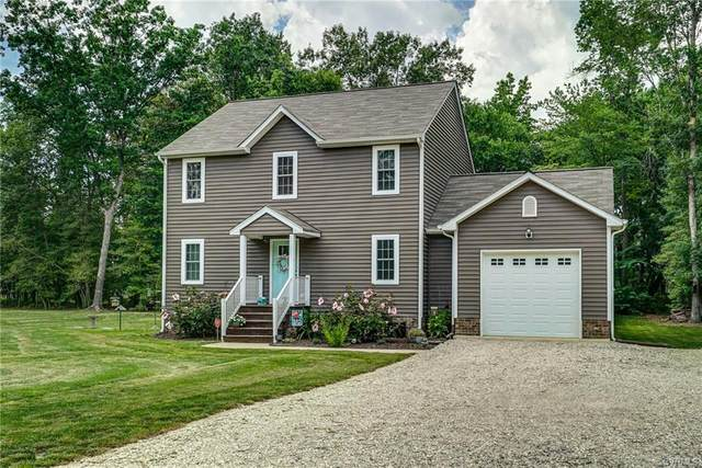 9461 Barrett Place, Henrico, VA 23231 (MLS #2019256) :: The RVA Group Realty