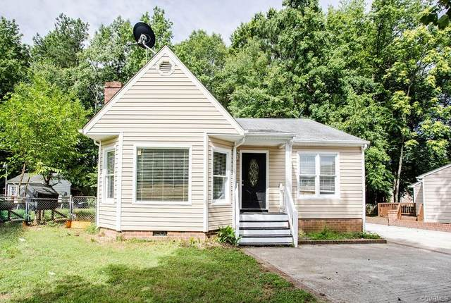 6704 Mason Valley Drive, North Chesterfield, VA 23234 (MLS #2019266) :: Small & Associates