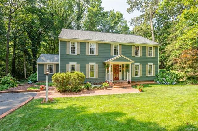 8057 Beattiemill Drive, Mechanicsville, VA 23111 (MLS #2019369) :: EXIT First Realty