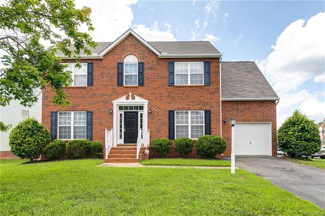 1521 Selma Lane, Richmond, VA 23223 (MLS #2019378) :: EXIT First Realty