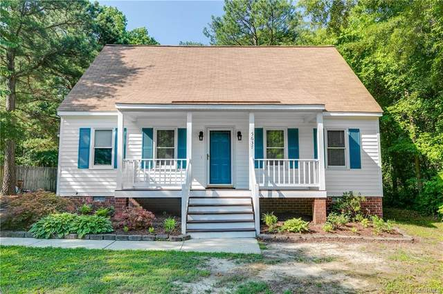 5637 Hard Rock Place, Henrico, VA 23230 (MLS #2019392) :: Small & Associates