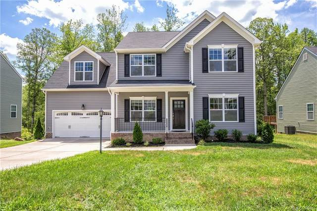 4255 Wells Ridge Court, Chester, VA 23831 (MLS #2019394) :: EXIT First Realty