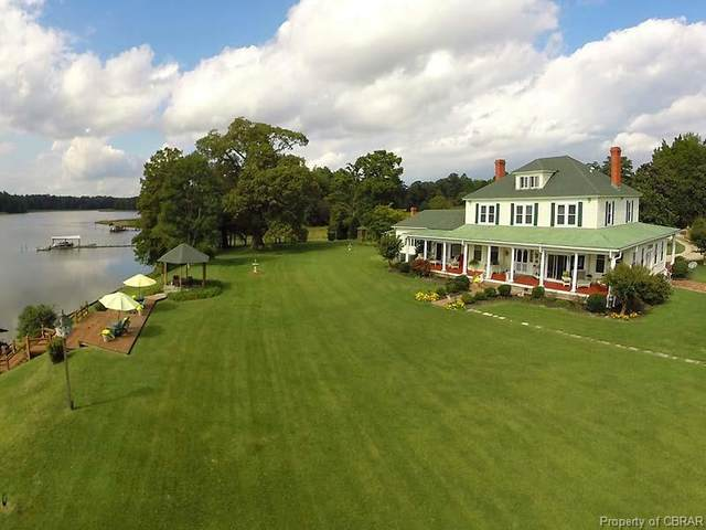 696 Point Anne Drive, Hartfield, VA 23071 (MLS #2019404) :: The RVA Group Realty