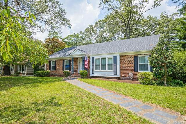 4600 Bruce Road, Chester, VA 23831 (MLS #2019412) :: EXIT First Realty