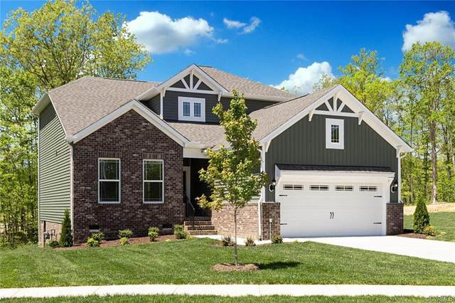 15504 Cedarville Drive Drive, Midlothian, VA 23112 (MLS #2019434) :: Small & Associates