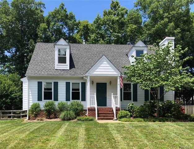 2212 Thornbury Drive, Henrico, VA 23233 (MLS #2019439) :: Small & Associates