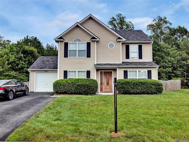 14743 Cobbs Point Drive, Chester, VA 23836 (MLS #2019449) :: The Redux Group