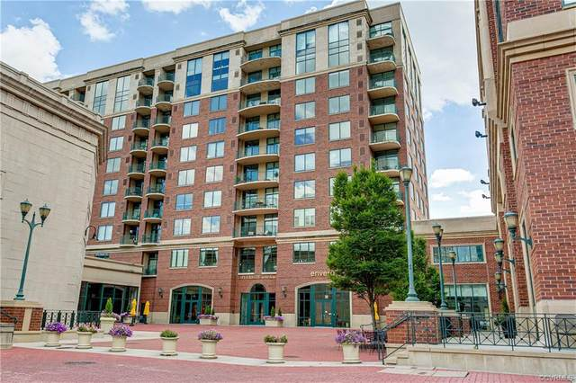 1101 Haxall Point U407, Richmond, VA 23219 (MLS #2019463) :: The Redux Group