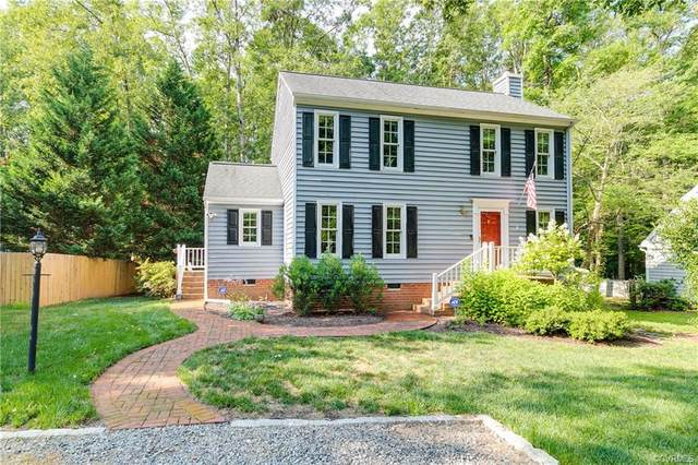 13807 Crosstimbers Road, Midlothian, VA 23112 (MLS #2019472) :: Small & Associates