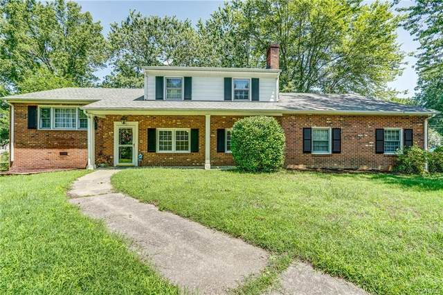 3501 Portsmouth Street, Hopewell, VA 23860 (#2019478) :: Abbitt Realty Co.