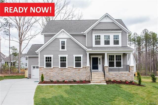 15707 West Millington Drive, Midlothian, VA 23112 (MLS #2019565) :: EXIT First Realty