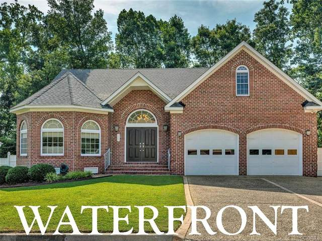 139 Breezy Hill Drive, Colonial Heights, VA 23834 (MLS #2019571) :: EXIT First Realty