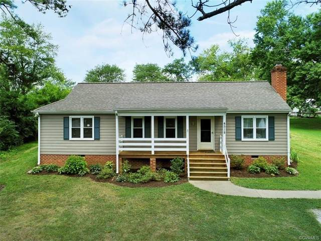 4518 Stanbrook Drive, North Chesterfield, VA 23234 (MLS #2019575) :: The Redux Group