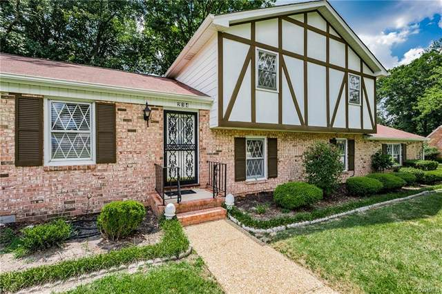 214 Nottingham Drive, Colonial Heights, VA 23834 (MLS #2019680) :: EXIT First Realty