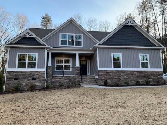 007 Kenton Ridge Road, Ashland, VA 23005 (MLS #2019690) :: Small & Associates