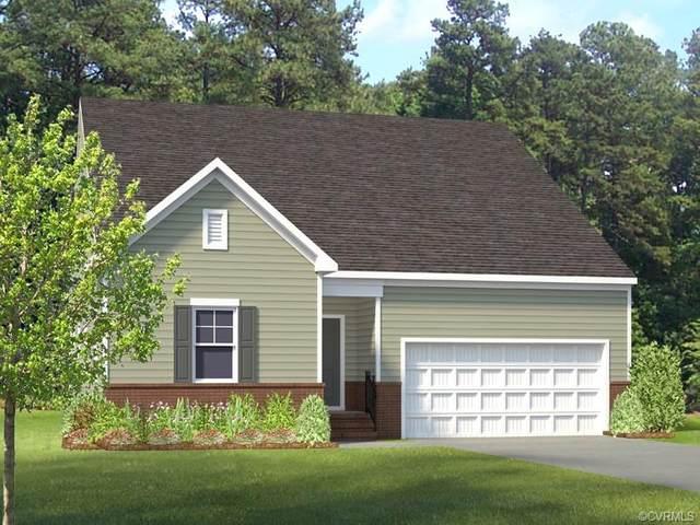 Lot 27 Sterling Woods Lane, Chesterfield, VA 23237 (MLS #2019707) :: Small & Associates