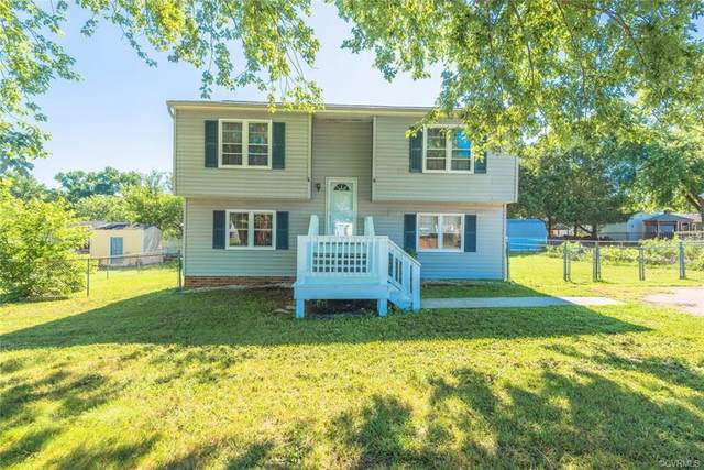 7443 Grapeleaf Drive, North Chesterfield, VA 23234 (MLS #2019710) :: The Redux Group