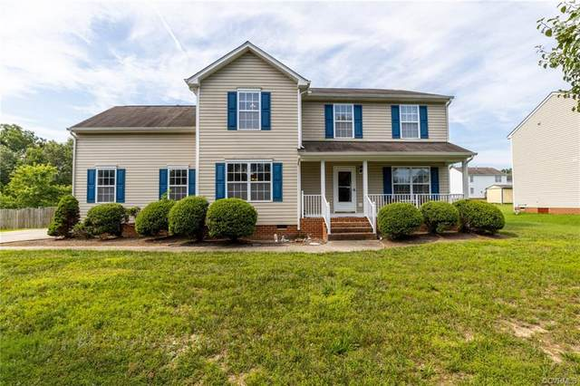 8108 Asheville Court, Henrico, VA 23231 (MLS #2019712) :: The RVA Group Realty