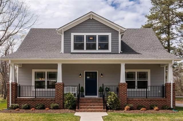 046 Grandview Hill Court, Ashland, VA 23005 (MLS #2019725) :: Small & Associates
