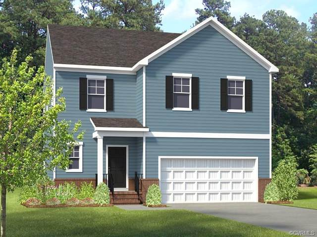 Lot 36 Gleaming Drive, Chesterfield, VA 23237 (MLS #2019728) :: EXIT First Realty