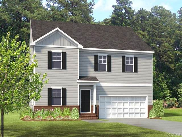 Lot 41 Gleaming Drive, Chesterfield, VA 23237 (MLS #2019734) :: EXIT First Realty