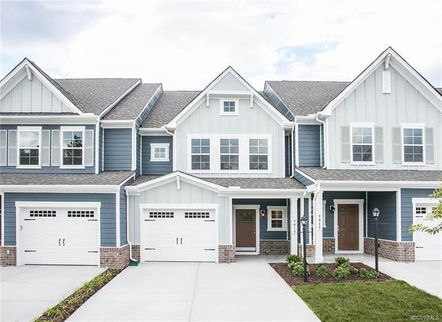 7233 Desert Candle Drive, Moseley, VA 23120 (MLS #2019767) :: The RVA Group Realty