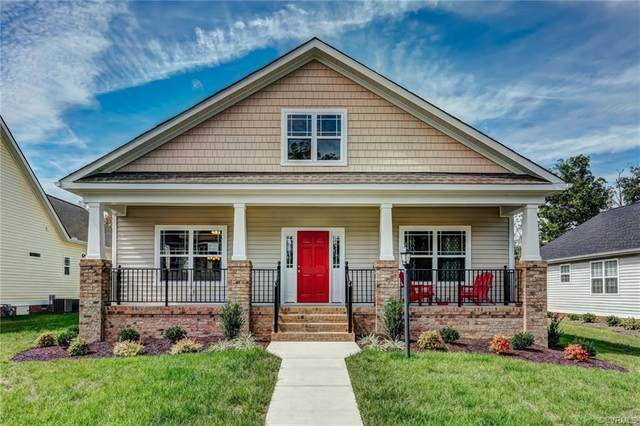 12328 Kilbourne Hill Drive, Ashland, VA 23005 (MLS #2019768) :: Small & Associates