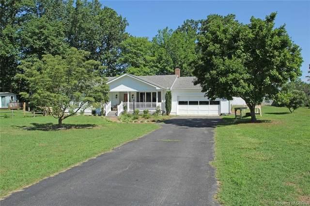 1621 Locust Grove Road, Topping, VA 23169 (MLS #2019797) :: Small & Associates