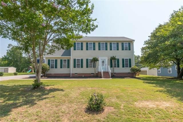 7107 Irongate Drive, Chesterfield, VA 23234 (MLS #2019813) :: Small & Associates