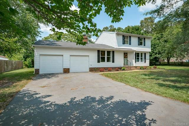 6326 Queens Lace Road, Mechanicsville, VA 23111 (MLS #2019819) :: EXIT First Realty