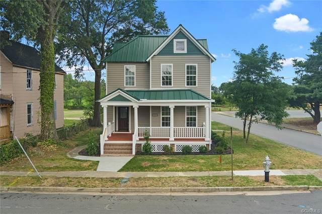 313 W Roberts Street, Richmond, VA 23222 (MLS #2019822) :: Small & Associates