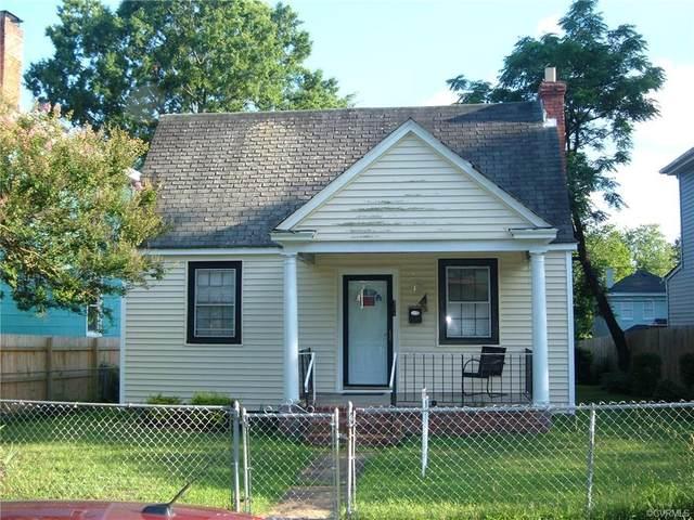 721 E Gladstone Avenue, Richmond, VA 23222 (MLS #2019858) :: The RVA Group Realty