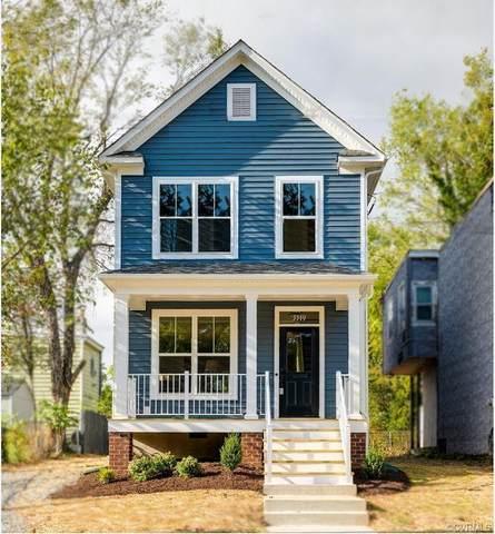 3118 4th Avenue, Richmond, VA 23222 (MLS #2019892) :: The RVA Group Realty