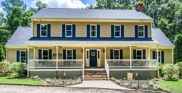 4259 Range Road, Mechanicsville, VA 23111 (MLS #2019896) :: EXIT First Realty