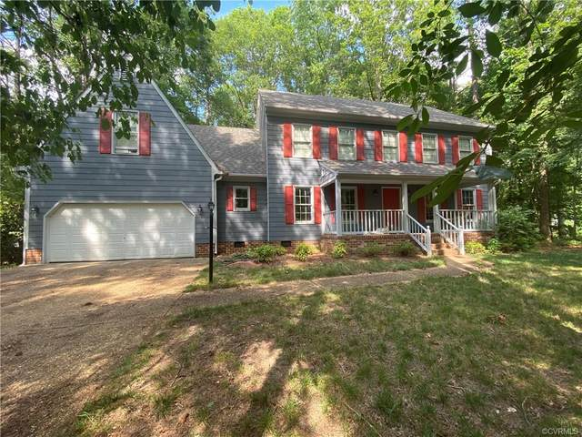 2501 Chimney House Place, Midlothian, VA 23112 (MLS #2019925) :: Small & Associates