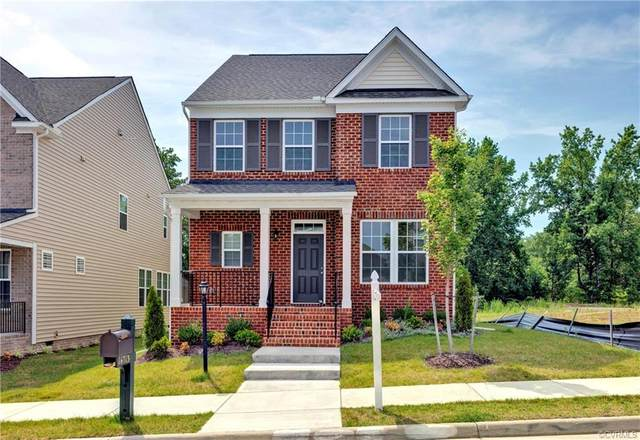 16713 Thornapple Run, Moseley, VA 23120 (MLS #2019941) :: HergGroup Richmond-Metro