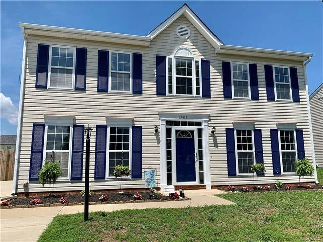 6408 Goldenrod Court, Henrico, VA 23231 (MLS #2019991) :: The RVA Group Realty