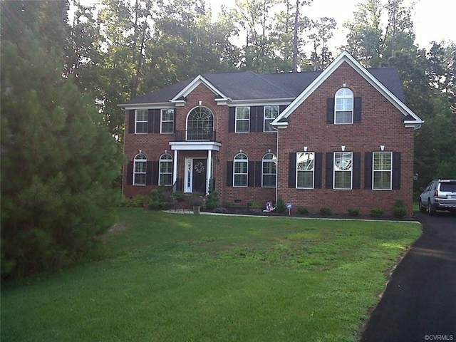 1301 Quiet Forest Lane, Colonial Heights, VA 23834 (MLS #2019993) :: The Redux Group
