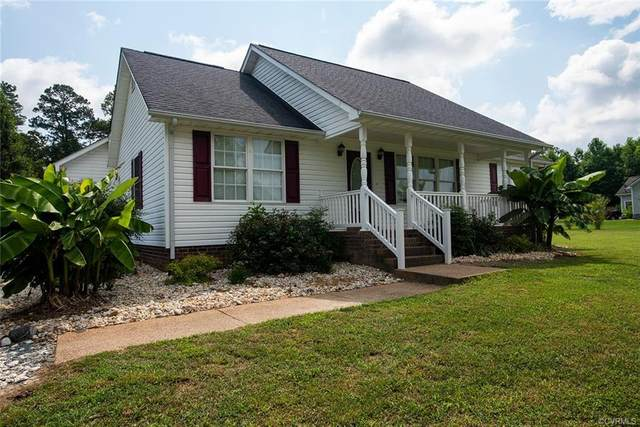 326 Pond Drive, Dunnsville, VA 22454 (MLS #2020009) :: EXIT First Realty