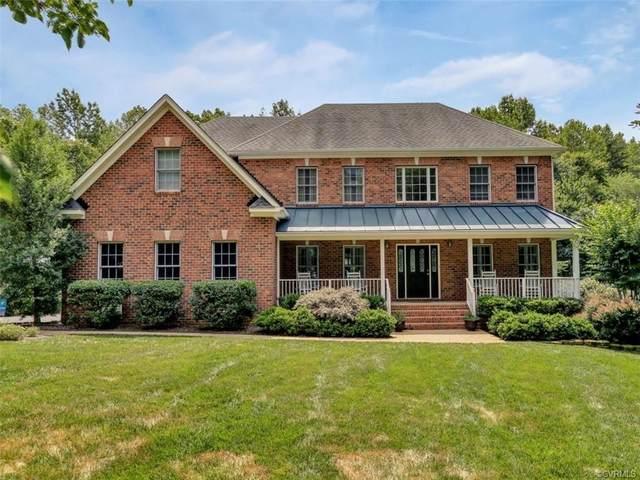 1200 Hawkwell Drive, Goochland, VA 23102 (MLS #2020020) :: EXIT First Realty