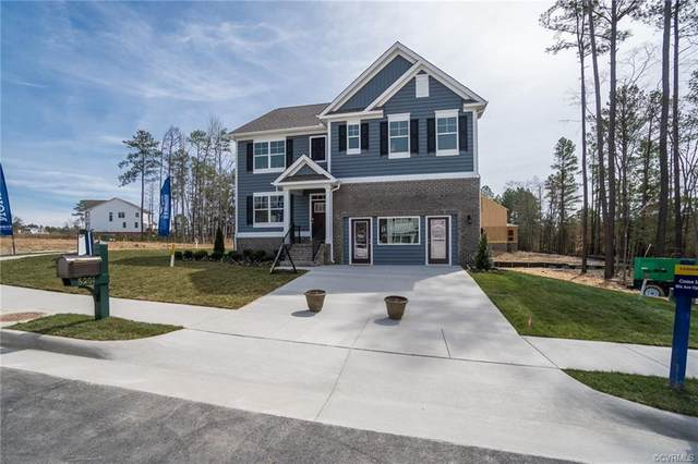 5825 Brailen Drive, Chesterfield, VA 23120 (MLS #2020025) :: EXIT First Realty