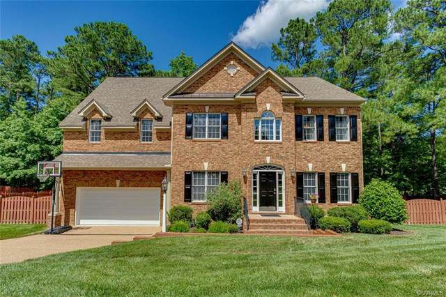 11400 Willow Gate Drive, Glen Allen, VA 23060 (MLS #2020041) :: HergGroup Richmond-Metro