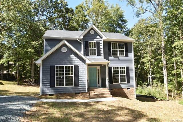 2912 Laketree Court, Chesterfield, VA 23831 (MLS #2020058) :: The Redux Group
