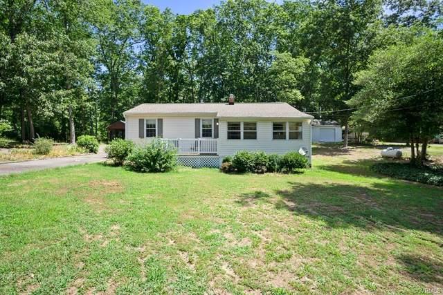 59 Creekshore Drive, Middlesex, VA 23043 (MLS #2020061) :: Small & Associates