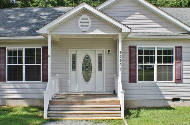10402 Freewelcome Lane, Dutton, VA 23050 (MLS #2020073) :: EXIT First Realty