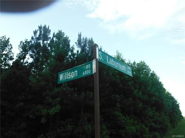 6800 Willson Road, Sandston, VA 23231 (MLS #2020075) :: The Redux Group