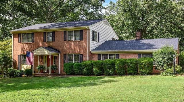 12600 Merry Drive, Chester, VA 23831 (MLS #2020101) :: The Redux Group