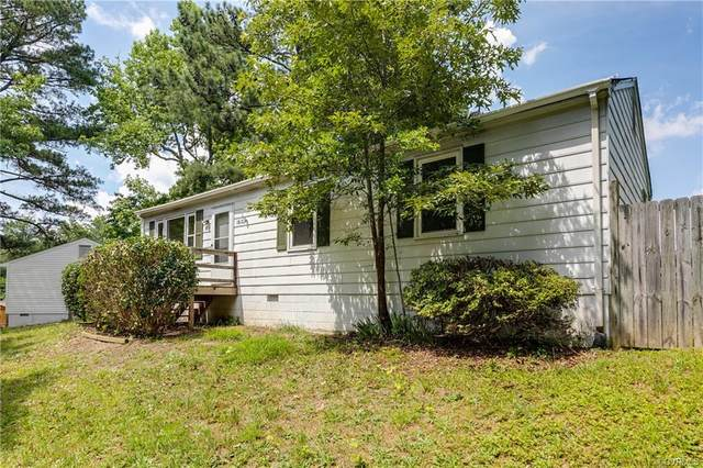 16109 Mistora Road, Chester, VA 23831 (MLS #2020163) :: EXIT First Realty