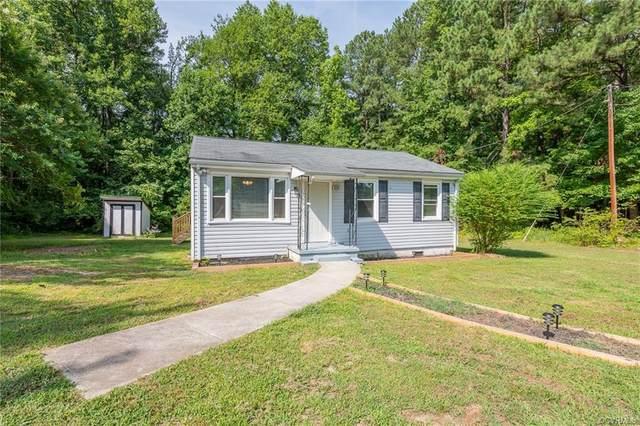16307 Hamilton Arms Road, Dewitt, VA 23840 (MLS #2020168) :: EXIT First Realty