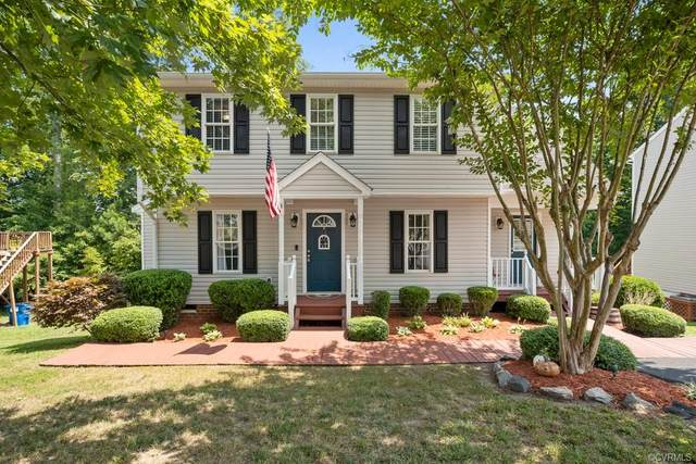 7849 Winding Ash Terrace, Chesterfield, VA 23832 (MLS #2020180) :: The RVA Group Realty